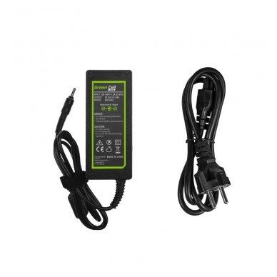 Maitinimo adapteris (kroviklis) GC kompiuteriui Asus Eee Slate B121 EP121 19.5V 3.08A 60W 3.0-1.1mm 2