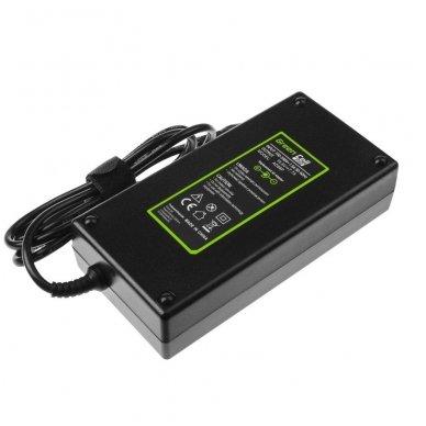 Maitinimo adapteris (kroviklis) GC PRO kompiuteriui Asus G550 G551 G73 N751 MSI GE60 GE62 GE70 GP60 GP70 GS70 PE60 PE70 WS60 19.5V 7.7A 150W 5.5-2.5mm