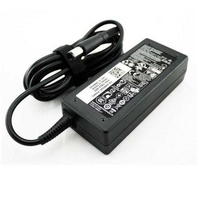 Maitinimo adapteris (kroviklis) kompiuteriui Dell Inspiron 1525 1526 3460 Studio 1535 Vostro 1440 3300 65W 19.5V 3.34A 7.4mm x 5.0mm 6TM1C 06TM1C (originalus)