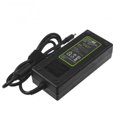 Maitinimo adapteris (kroviklis) GC PRO kompiuteriui Dell XPS 15 9530 9550 9560 Precision 15 5510 5520 M3800 19.5V 6.7A 130W 4.5-3.0mm