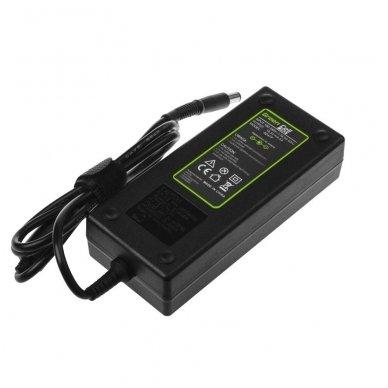 Maitinimo adapteris (kroviklis) GC PRO kompiuteriui HP Compaq 6710b 6730b 6910p nc6400 nx7400 EliteBook 2530p 6930p 8530p 8540p 18.5V 6.5A 120W 7.4-5.0mm