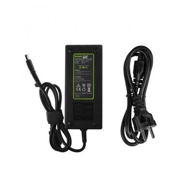 Maitinimo adapteris (kroviklis) GC PRO kompiuteriui HP Compaq 6710b 6730b 6910p nc6400 nx7400 EliteBook 2530p 6930p 8530p 8540p 18.5V 6.5A 120W 7.4-5.0mm 2