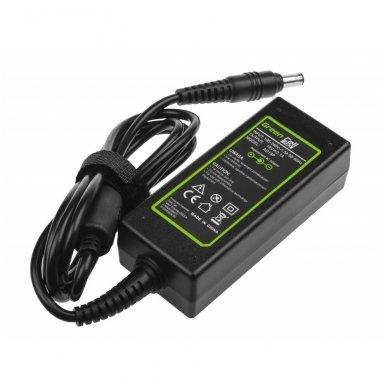Maitinimo adapteris (kroviklis) GC PRO kompiuteriui Samsung N100 N130 N145 N148 N150 NC10 NC110 N150 Plus 19V 2.1A 40W 5.5-3.0mm