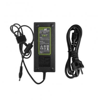 Maitinimo adapteris (kroviklis) GC PRO Lenovo IdeaPad Y510p Y550p Y560 Y570 Y580 Z500 Z570 MSI GE60 GE70 GP 19.5V 6.15A 120W 5.5-2.5mm 2