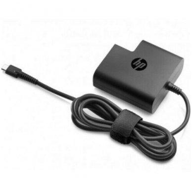 Maitinimo adapteris (kroviklis) HP USB-C 65W 925740-004 860209-850 (originalus)