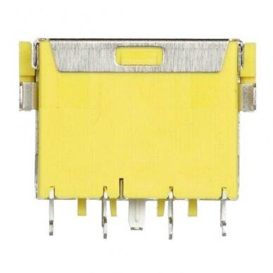 Maitinimo lizdas (DC jack) Lenovo ThinkPad Edge E570 E570C E575 4