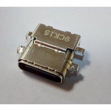 Maitinimo lizdas (DC Jack) Lenovo ThinkPad E480 E485 E580 E585 R480 E590 USB-C TYPE-C