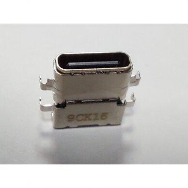Maitinimo lizdas (DC Jack) Lenovo ThinkPad E480 E485 E580 E585 R480 E590 USB-C TYPE-C 6
