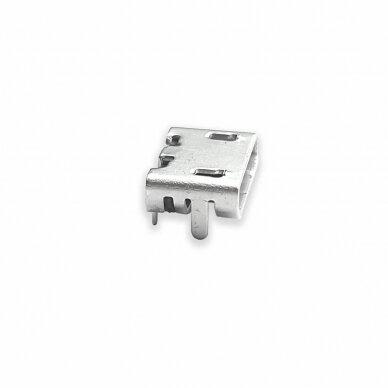Micro USB lizdas Lenovo Tab 2 A10-70F ZA00 (lituojamas) 4