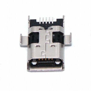 Maitinimo lizdas (micro usb) Asus ZENPAD 8.0 Z380C P022 Z300CG Z300CL Z300 P021 2