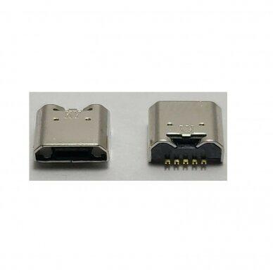 Micro USB lizdas LG V400 V410 V500 V507 V510 VS950 V700 VK815 VK810 2
