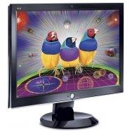 "Naudotas LCD 22"" monitorius ViewSonic VX2255wm HD 1680x1050, DVI, VGA, garsiakalbiai, WEB kamera"