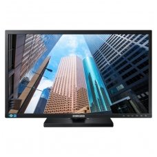 "Naudotas verslo klasės LED 24"" monitorius Samsung S24E650PL FHD 1920x1080 PIVOT, VGA, USB"