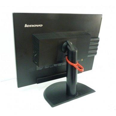 """Naudotas verslo klasės IPS 23"""" monitorius Lenovo LT2323Z FHD 1920x1080 PIVOT, VGA, USB3, WEB kamera 2"""