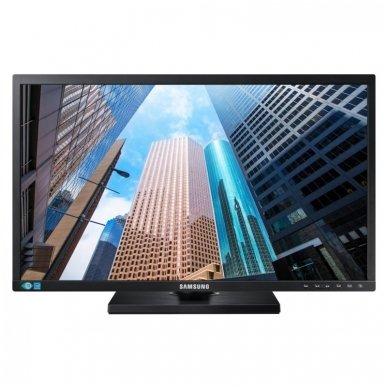 "Naudotas verslo klasės LED 24"" monitorius Samsung S24E650PL FHD 1920x1080 VGA arba HDMI"