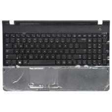 Korpuso dangtis (Palmrest) su klaviatūra SAMSUNG NP300E5A NP300E5C NP300E5Z