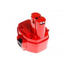 Baterija (akumuliatorius) GC elektriniam įrankiui Makita 4033D 4332D 4333D 6228D 6337D 1500mAh 14.4V