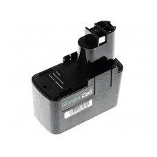 Baterija (akumuliatorius) GC elektriniam įrankiui Bosch 3300K PSR 12VE-2 GSB 12 VSE-2 3000mAh 12V