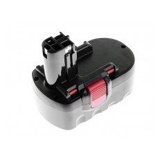 Baterija (akumuliatorius) GC elektriniam įrankiui Bosch PSR 18VE-2 GSB 18VSE-2 GSR18V 3000mAh 18V