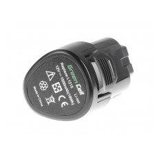 Baterija (akumuliatorius) GC elektriniam įrankiui AEG BBH12 BBS12C BBS12C2 BS12C BS12C2 BSB12C BSB12C2 OMNI 12C 12V 1500mAh