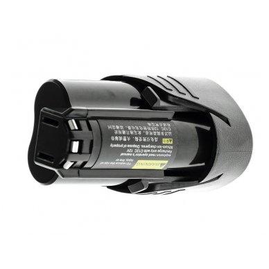 Baterija (akumuliatorius) GC elektriniam įrankiui Milwaukee C12 M12 12V 2000mAh 5