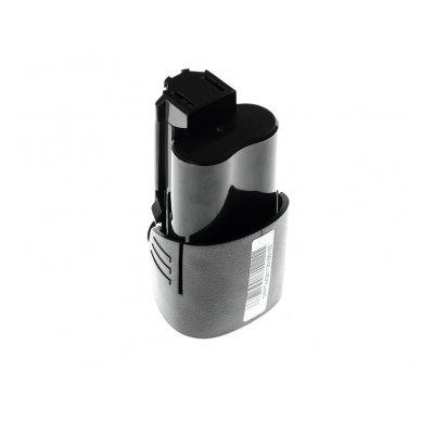 Baterija (akumuliatorius) GC elektriniam įrankiui Milwaukee C12 M12 12V 2000mAh