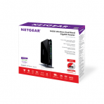 Maršrutizatorius Netgear N600 Wireless Dual Band Gigabit Router (WNDR3700 v5)