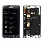 Samsung Galaxy Note Edge ekrano modulio (juodas) keitimas