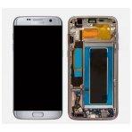 Samsung Galaxy S7 Edge ekrano modulio (sidabrinis) keitimas