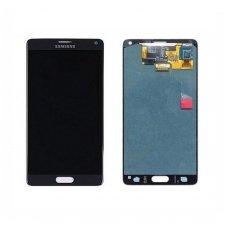 Samsung Galaxy Note 4 SM-N910F ekrano modulio (juodas) keitimas