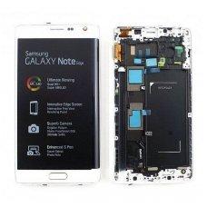 Samsung Galaxy Note Edge SM-N915FY ekrano modulio (baltas) keitimas