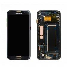 Samsung Galaxy S7 Edge SM-G935F ekrano modulio (olimpinis) keitimas
