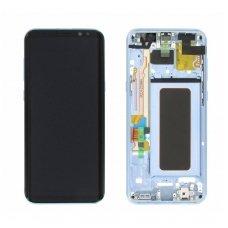 Samsung Galaxy S8 Plus SM-G955F ekrano modulio (mėlynas) keitimas