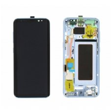Samsung Galaxy S8 SM-G950F ekrano modulio (mėlynas) keitimas