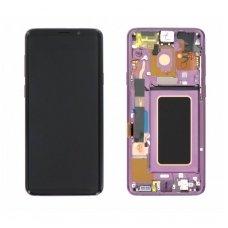 Samsung Galaxy S9 Plus ekrano modulio (violetinis) keitimas