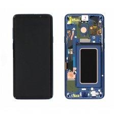 Samsung Galaxy S9 Plus SM-G965F ekrano modulio (mėlynas) keitimas