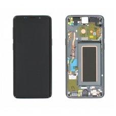 Samsung Galaxy S9 Plus SM-G965F ekrano modulio (pilkas) keitimas