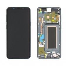 Samsung Galaxy S9 SM-G960F ekrano modulio (pilkas) keitimas