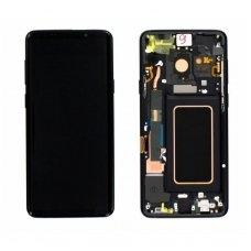 Samsung Galaxy S9 Plus SM-G965F ekrano modulio (juodas) keitimas