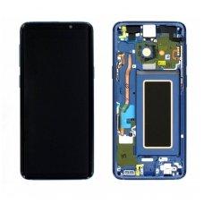 Samsung Galaxy S9 SM-G960F ekrano modulio (mėlynas) keitimas