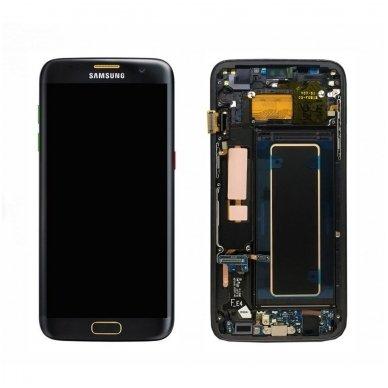 Samsung Galaxy S7 Edge ekrano modulio (olimpinis) keitimas