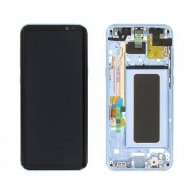 Samsung Galaxy S8 Plus ekrano modulio (mėlynas) keitimas