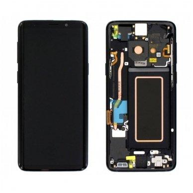 Samsung Galaxy S9 ekrano modulio (juodas) keitimas