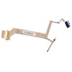 Ekrano kabelis HP COMPAQ Pavilion DV5-1000 (17 kontaktų)