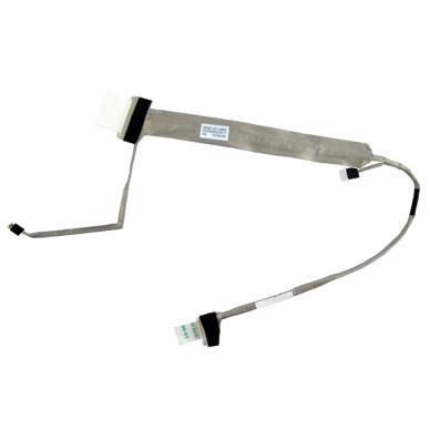 Ekrano kabelis TOSHIBA Satellite A500 A505 (LCD, su kameros jungtimi)