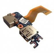USB - VGA plokštelė (lizdas) HP EliteBook 840 G3 837846-001 (komplekte lanksti jungtis)