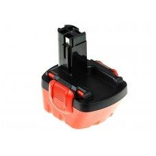Baterija (akumuliatorius) GC elektriniam įrankiui Bosch O-Pack 3300K PSR 12VE-2 GSB 12 VSE-2 12V 3000mAh